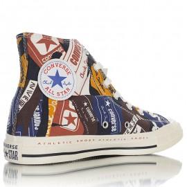 Converse Chuck Taylor All Star Bold Branding High Top