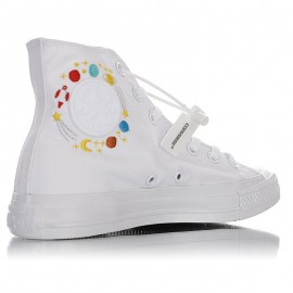 Converse Chuck Taylor All Star Cali High White Star