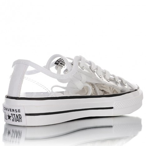 Converse Chuck Taylor All Star Clear Ox Low Tops Shoes