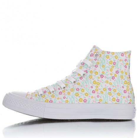 Converse Chuck Taylor All Star Floral High-top Womens Sneaker