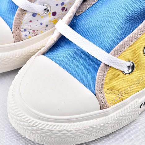 Converse Chuck Taylor All Star Girls Colorful Art Print High