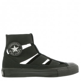 Converse Chuck Taylor All Star Gladiator Hi Black