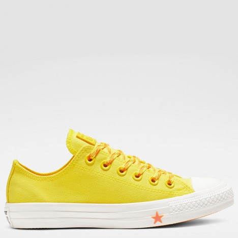 Converse Chuck Taylor All Star Glow Up Low Top Yellow