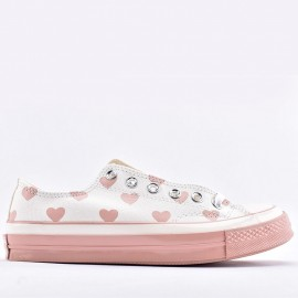 Converse Chuck Taylor All Star Hearts Hi Trainer for Women