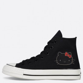 Converse Chuck Taylor All Star Hello Kitty High Tops Black