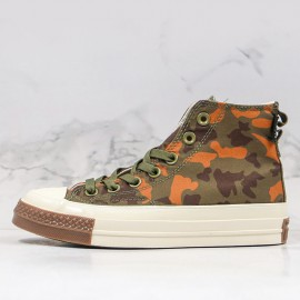 Converse Chuck Taylor All Star High Top Mens Shoes Field Surplus-Egret