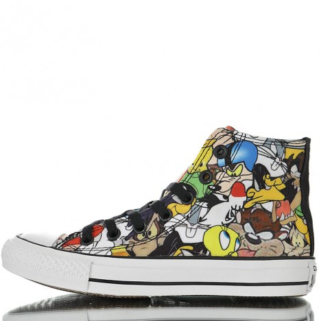 Converse Chuck Taylor All Star Looney Tunes High Tops