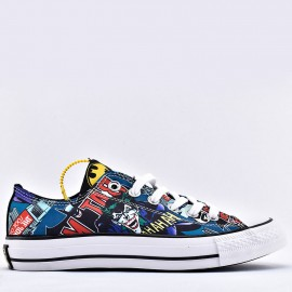 Converse Chuck Taylor All Star OX Batman Low Comics