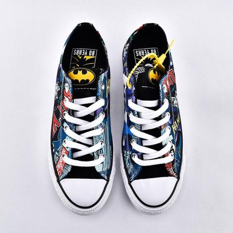 Converse Chuck Taylor All Star OX Batman Low Comics
