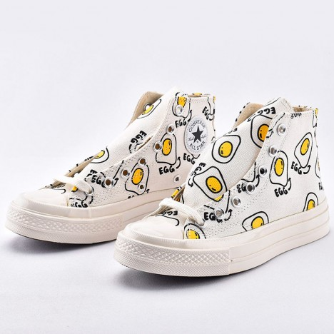 Converse Chuck Taylor All Star Poached Egg High Top for Women