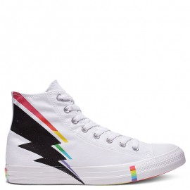 Converse Chuck Taylor All Star Pride Flash White High Top
