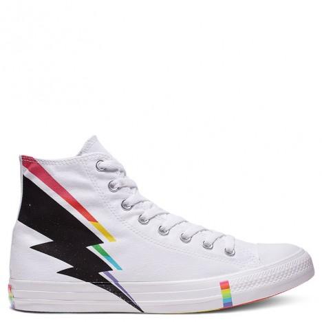 Converse Chuck Taylor All Star Pride Flash White High Top