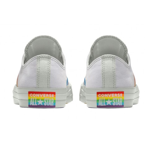 Converse Chuck Taylor All Star Pride Low Top White