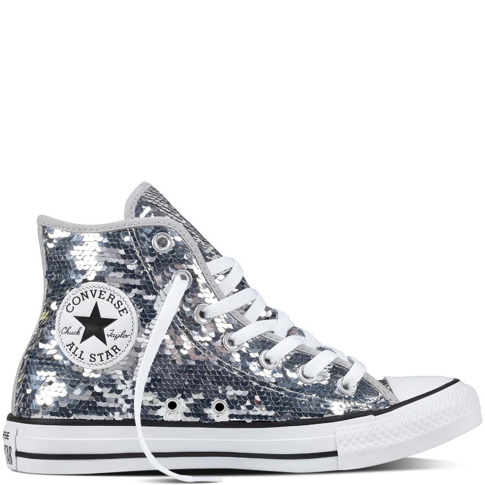 womens sparkle converse