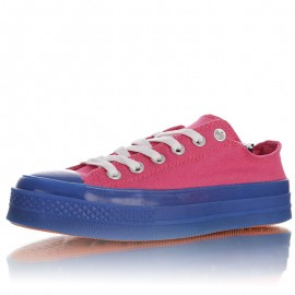 Converse Chuck Taylor All Star Translucent Midsole 1970 OX Pink Blue