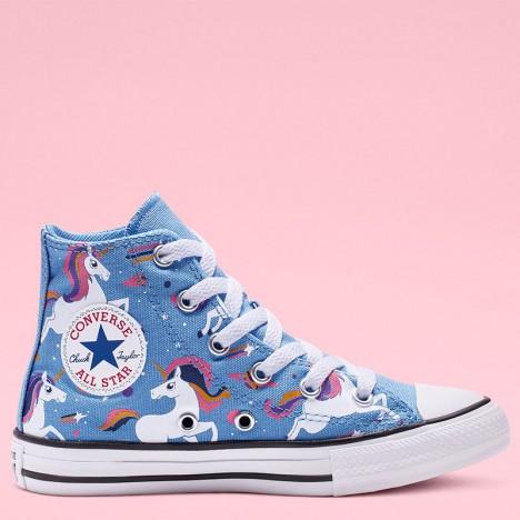 Converse Chuck Taylor All Star Unicons High Top Blue