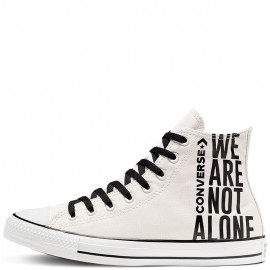 Converse Chuck Taylor All Star We Are Not Alone High Top