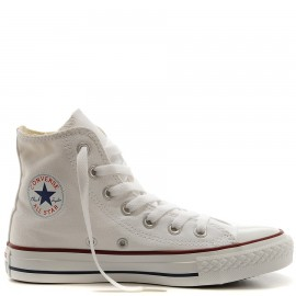 Converse Chuck Taylor All Star White Canvas High Top