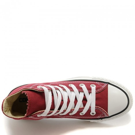 Converse Chuck Taylor All Star Wine Red High Top