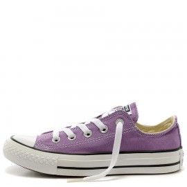 Converse Chuck Taylor All Star Womens Purple Low