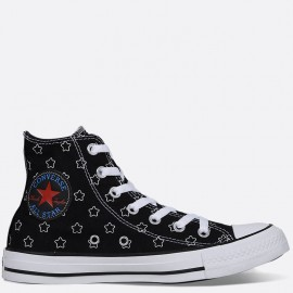 Converse Chuck Taylor Hello Kitty High Tops Black