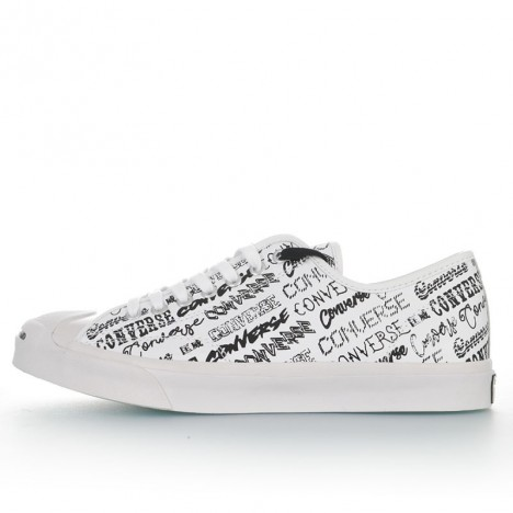 Converse Chuck Taylor Twisted Summer Jack Purcell Low White
