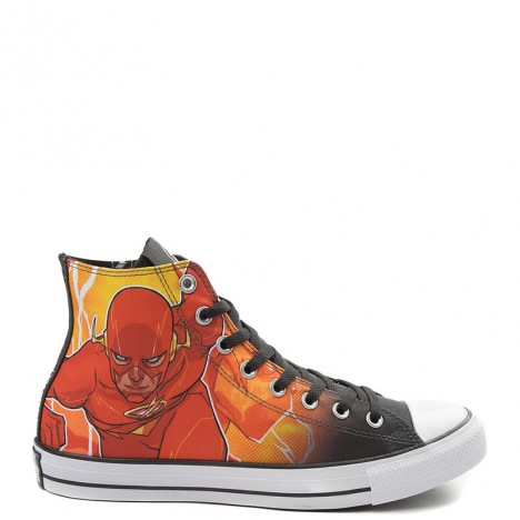 Converse DC Comics Flash Chuck Taylor All Star High Sneaker