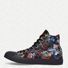 Converse DC Comics Forever Evil VS Justice League High