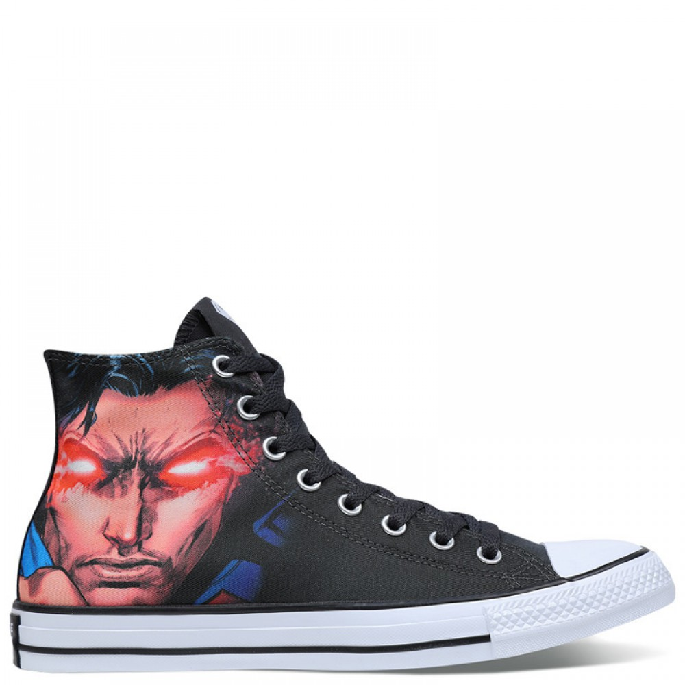 a38e0b086b1d Converse DC Comics Superman Rebirth Chuck Taylor All Star High