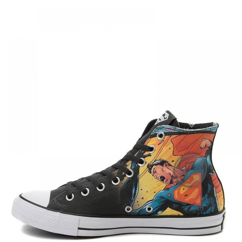 4e9b9976af3d Converse DC Comics Superman Rebirth Chuck Taylor All Star High