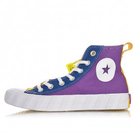 Converse Not A Chuck High Top Night Purple Sneakers