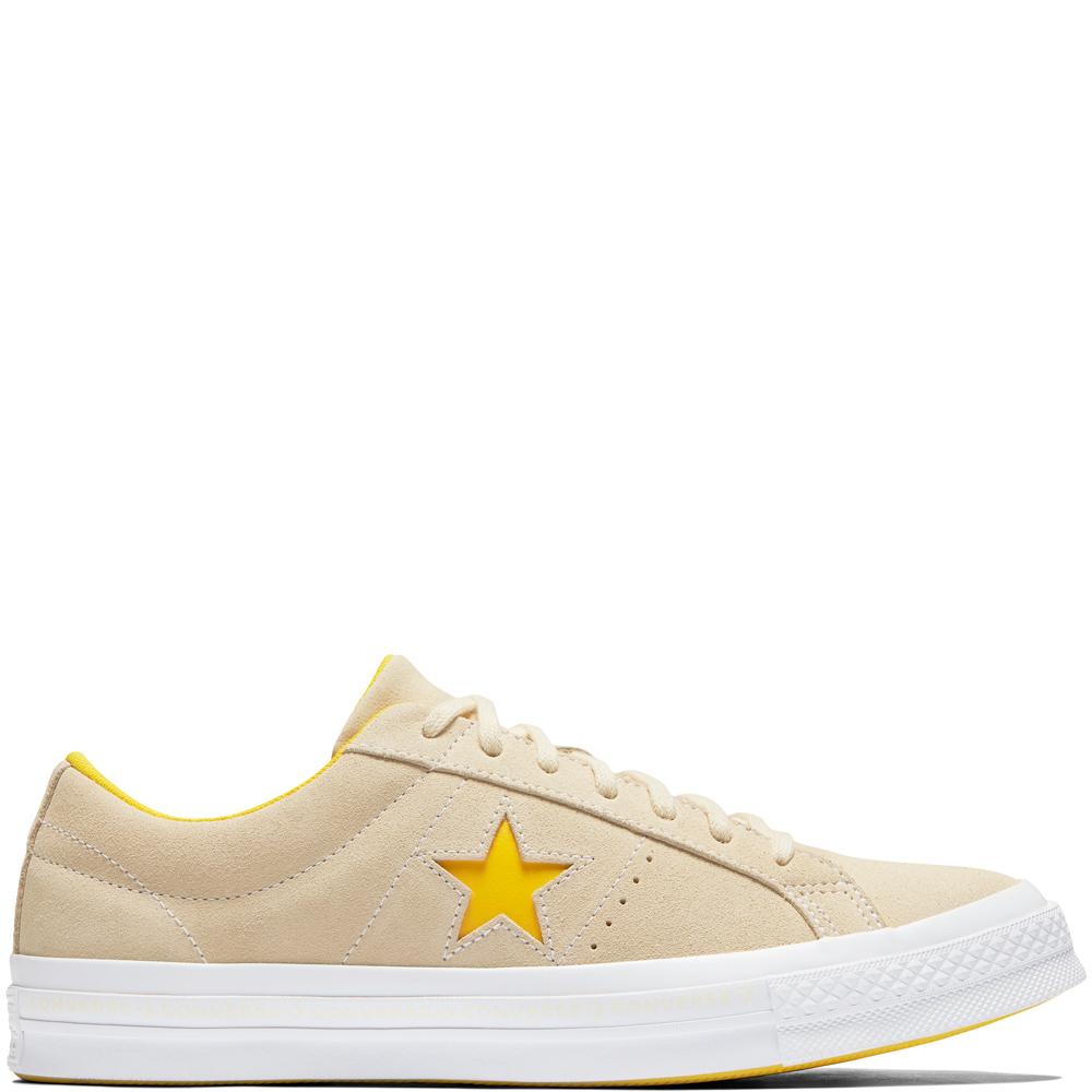 Converse One Star Pinstripe Vanilla