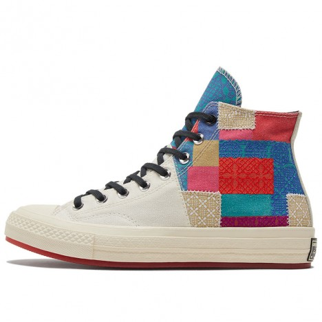 Converse Patchwork Chucks High Tops Shoes