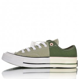 Converse Restructured Quad Ripstop Chuck 70 Low Top Matcha Green