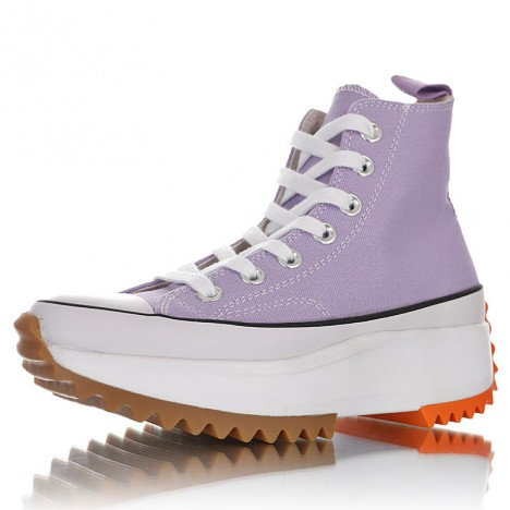 Converse Run Star Hike Platform Women Sneaker Purple
