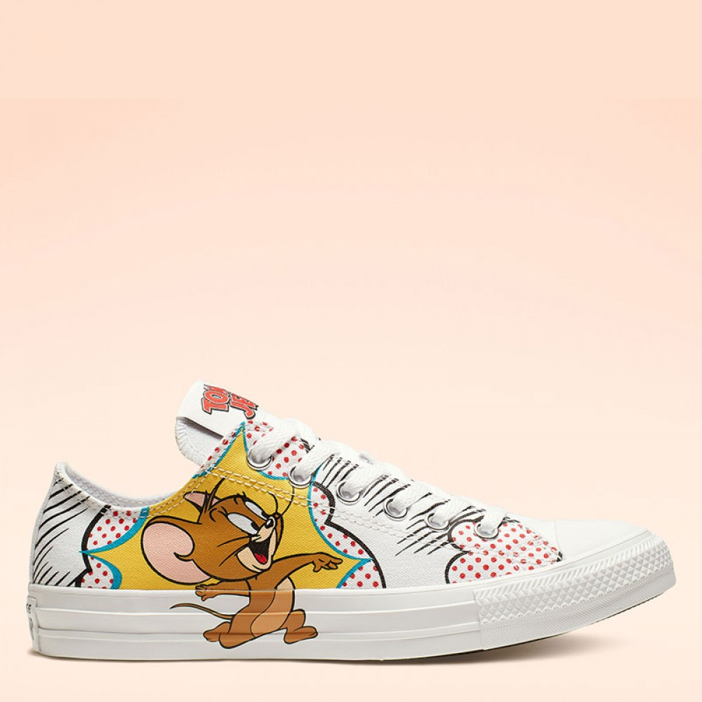 Tom and Jerry Chuck Taylor All Star High Top   Chuck taylors
