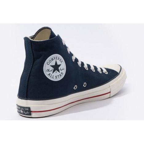 Converse Tomorrowland All Star 100 High Tops Blue