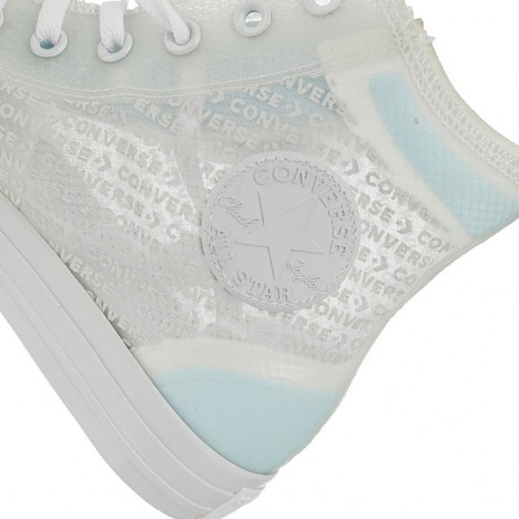 Converse Translucent Chuck Taylor All Star High Tops
