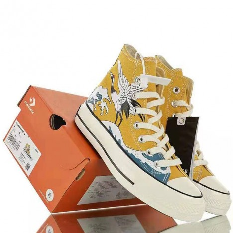 Converse Wave Flying Crane Chuck Taylor All Star 1970 High Tops