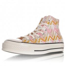 Converse Womens Chuck 70 High Culture Weave Shoes