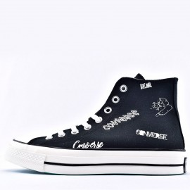 Converse Wordmark Chuck 70 All Star Black High Top