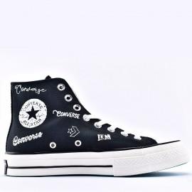 Converse Wordmark Chuck 70 All Star Black High Top