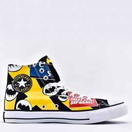 Converse x Batman Chuck Taylor All Star High Tops