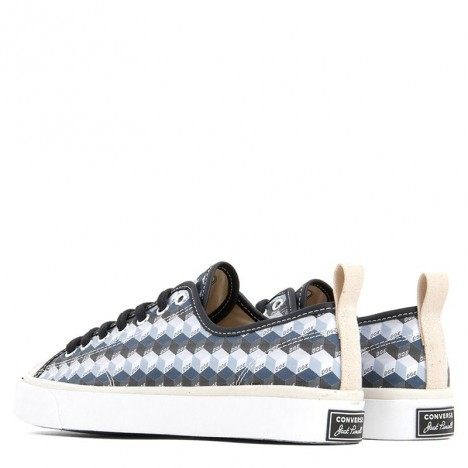 Converse x Doe Cube Print Jack Purcell Low