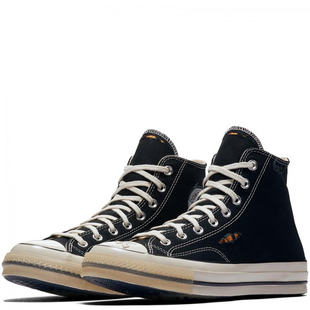 Converse x Dr. Woo Chuck 70 All Star High Top Black d761da71f