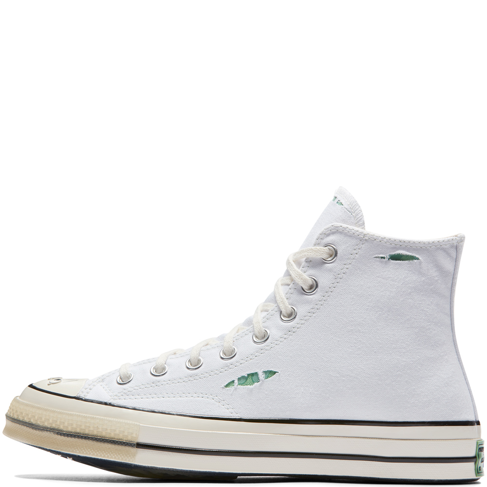 cde9c5317a7 Converse x Dr. Woo Chuck Taylor All Star 70 High White
