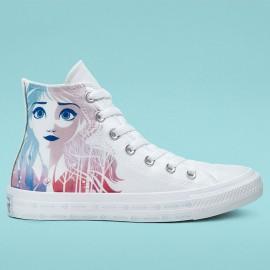 Converse x Frozen 2 Chuck Taylor All Star Disney Elsa High