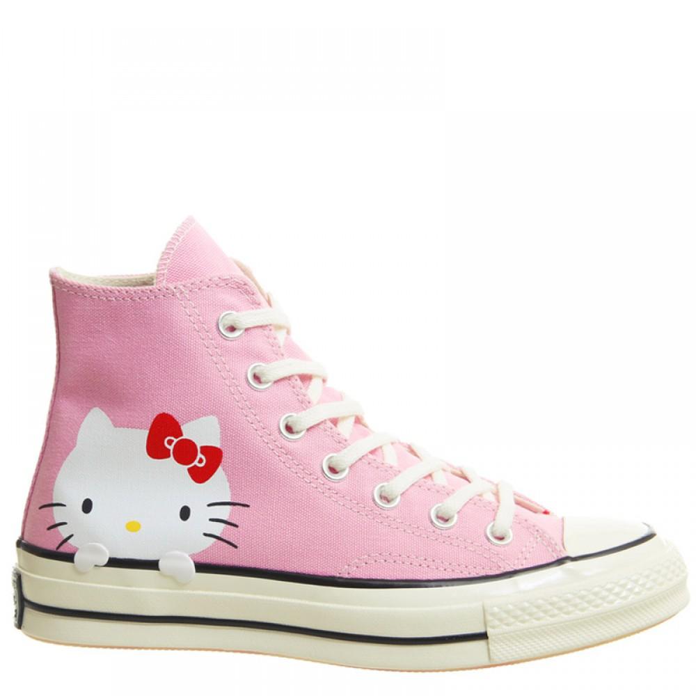 Converse x Hello Kitty 70s Pink Womens