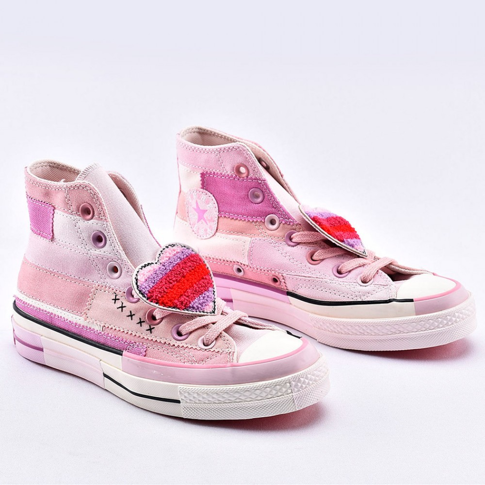 Millie Bobby Brown Converse Chuck 70 Collection | superstars