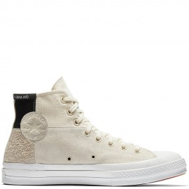 Converse x Rokit Chuck 70 Multi Panels High Top Beige